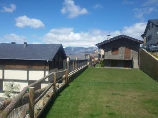 Acogedora vivienda adosada en Err, Pirineo Francés