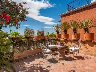 Charming Casa de la Paz in San Miguel de Allende!