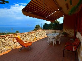 Apartment Indaco - house with sea view in Sant'Alessio Siculo