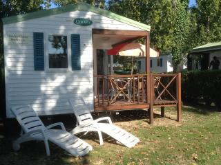 Vendee Coast Holidays 2 and 3 bed mobile homes, Givrand