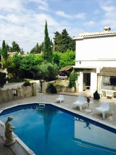 Maison avec de belles prestations 15 mn d'Avignon