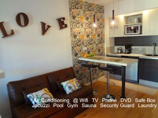 Full Amenities Gold & Soho Palermo Apartment II, Buenos Aires
