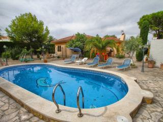 B09 MAYA villa piscina privada, Miami Platja