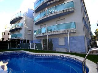 A02 DUPLEX OCEANO gran terraza, barbacoa y piscina, Miami Platja