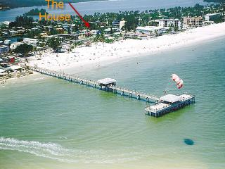 Vacation Water Front Home - Steps to the Beach!, Fort Myers Beach