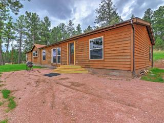 Fantastic Black Hills House w/Private Patio & BBQ!