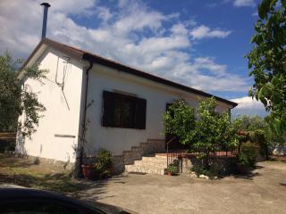 casetta+giardino vicino Paestum e Amalfi