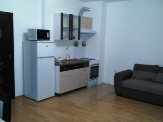 Comfy apartment for max 4 people.100 m to the sea