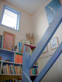 stair way to loft