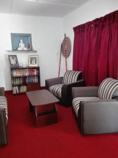 Mini Library - Sitting room