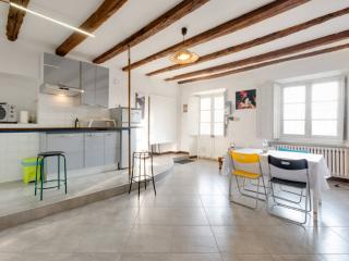 Apartment Open Space in the center of Turin