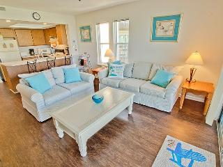 Surf Condos 328 - Miller Time - Stunning Decor with Ocean View and pool access, Surf City