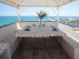 Cool Penthouse Marina with fabulous roof terrace, Sitges