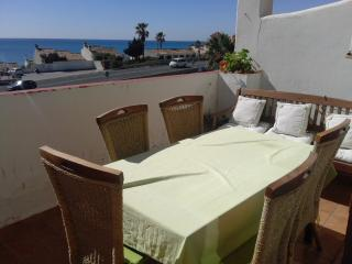 PENTHOUSE DUPLEX - 50 METERS FROM  BEACH . TERRACE