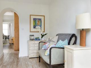 Snug area with small TV and direct access to the large garden