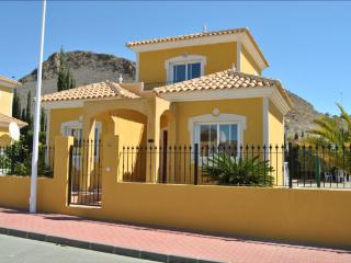 Relaxing,comfortable villa with pool, Mazarron