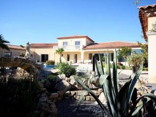 Grande villa californienne avec piscine, Teyran