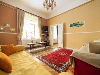 Belváros apartment in V Belváros with WiFi.
