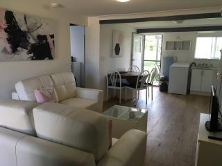 Lakeside apartment