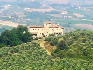 Ex convento con torre del 1000, San Casciano in Val di Pesa