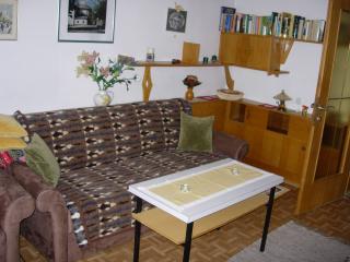 Wohnung 43 Wohnzimmer / Esszimmer