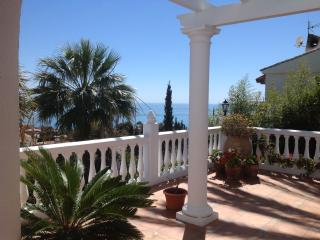 Fantastic views over the Mediterranean sea & coast, Benalmadena
