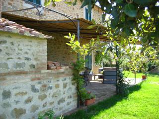 Private Barbque Area