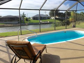 Sunset Waters - Heated Pool Located on Canal, Cape Coral