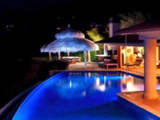 Enchanting Gold Coast Estate with Panoramic Ocean Views & Infinity Edge Pool