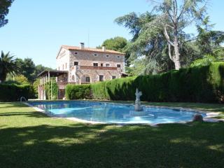 Casa estilo Masia Catalana primera línea de mar., Begur