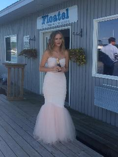 One of the many beautiful brides that have stayed here