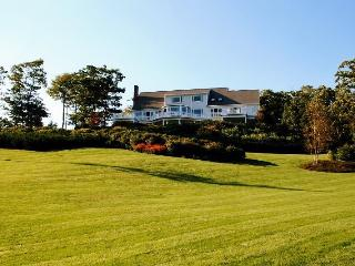 Centrally located estate with 180 degree views of Penobscot Bay, Rockland