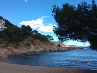 Salionç Beach, Tossa de Mar