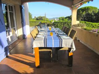 Villa in Ste Maxime with views of St Tropez., Sainte-Maxime