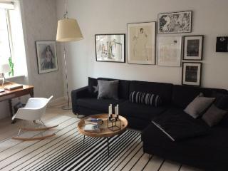 Nice Copenhagen apartment near Valby St.