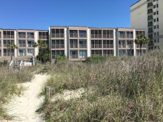 3 bedroom 2.5 bath ocean view condominium, North Myrtle Beach