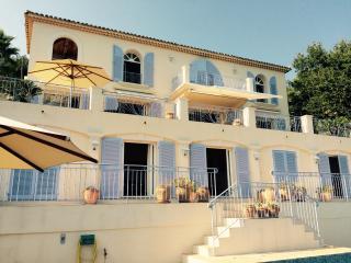 Villa in Sainte Maxime with Panoramic sea views., Sainte-Maxime
