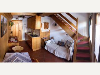 Suite Cristallo, sunny, parking space, balcony, Wi-Fi, Bus 130mt, Cortina D'Ampezzo