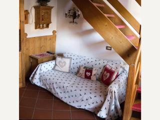 Romantic Suite Cristallo, balcone, Wi-Fi, panorama, Cortina d'Ampezzo
