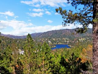 DOGWOOD TREES ARE BLOOMING!  SERENE~PEACEFUL~STUNNING VIEWS OF LAKE~COME EXHALE!, Crestline