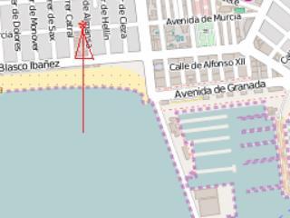 Se alquila piso vacacional en Gran Playa de Santa, Santa Pola