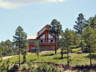 Spectacular Panoramic Mtn Views 3 Acre Chalet, Ruidoso