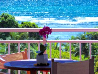 Flat with Magnificent view of sea and lagoon, Saint Francois