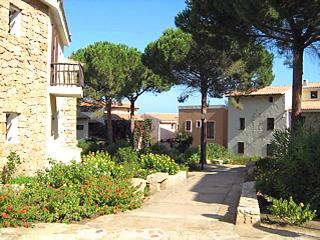 Apartment in Baia Sardinia, Sardinia, Italy
