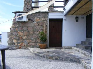 Casa Camelia  Entrance with Private Seating Area/Terrace.