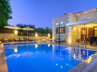 4 bedroom Villa in Atsipopoulo, Crete, Greece : ref 5052511