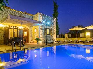 4 bedroom Villa in Atsipopoulo, Crete, Greece : ref 2059067