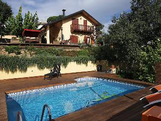 3 bedroom Villa in Sant Cebria de Vallalta, Catalonia, Spain : ref 5043988