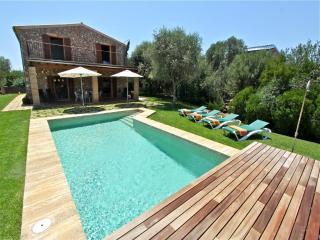 4 bedroom Villa in Sineu, Mallorca, Mallorca : ref 2060623, Llubi