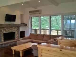 6 Bed Blue Mountain Rental with Hot tub 8C, Craigleith